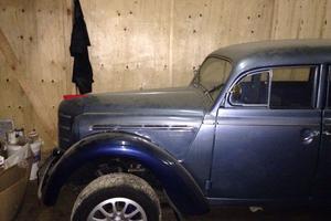 Автомобиль Москвич 401, отличное состояние, 1954 года выпуска, цена 300 000 руб., Москва