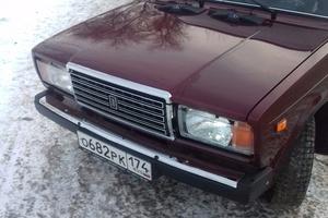 Автомобиль ВАЗ (Lada) 2107, отличное состояние, 2012 года выпуска, цена 130 000 руб., Челябинск