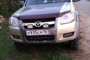 Автомобиль Mazda BT-50, хорошее состояние, 2008 года выпуска, цена 600 000 руб., Ростов-на-Дону