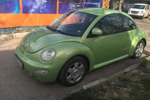 Автомобиль Volkswagen New Beetle, хорошее состояние, 1999 года выпуска, цена 244 444 руб., Крым