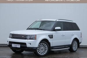 Авто Land Rover Range Rover Sport, 2012 года выпуска, цена 1 895 000 руб., Москва