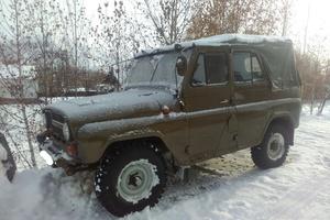 Подержанный автомобиль УАЗ 3151, хорошее состояние, 1993 года выпуска, цена 90 000 руб., Челябинск