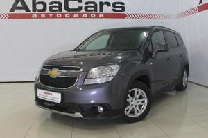 Авто Chevrolet Orlando, 2012 года выпуска, цена 625 000 руб., Москва
