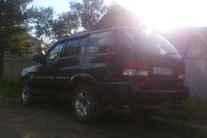 Автомобиль ТагАЗ Road Partner, хорошее состояние, 2009 года выпуска, цена 395 000 руб., Кемеровская область