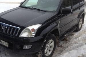 Подержанный автомобиль Toyota Land Cruiser Prado, отличное состояние, 2006 года выпуска, цена 1 175 000 руб., Наро-Фоминск