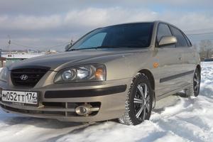 Подержанный автомобиль Hyundai Elantra, отличное состояние, 2006 года выпуска, цена 280 000 руб., Челябинск