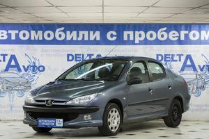 Авто Peugeot 206, 2009 года выпуска, цена 220 000 руб., Москва