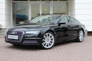 Подержанный автомобиль Audi A7, отличное состояние, 2014 года выпуска, цена 2 499 000 руб., Москва