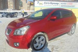 Авто Pontiac Vibe, 2009 года выпуска, цена 470 000 руб., Самара