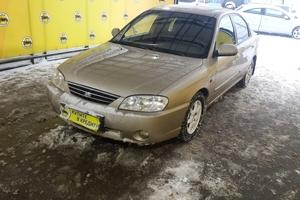 Авто Kia Spectra, 2008 года выпуска, цена 250 000 руб., Самара