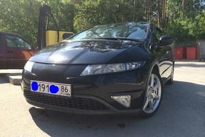 Автомобиль Honda Civic, хорошее состояние, 2007 года выпуска, цена 390 000 руб., Югорск