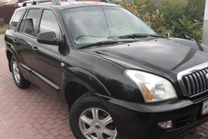 Автомобиль JAC Rein, отличное состояние, 2008 года выпуска, цена 350 000 руб., Белгород