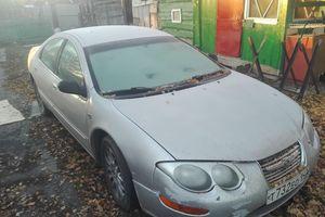 Автомобиль Chrysler 300M, битый состояние, 2000 года выпуска, цена 100 000 руб., Кемерово
