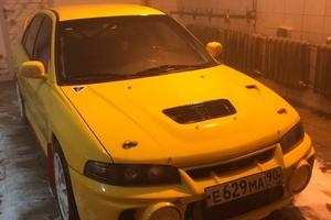 Автомобиль Mitsubishi Lancer Evolution, отличное состояние, 1997 года выпуска, цена 500 000 руб., Одинцово