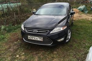 Подержанный автомобиль Ford Mondeo, хорошее состояние, 2011 года выпуска, цена 515 000 руб., Смоленск