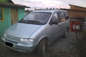 Автомобиль ВАЗ (Lada) 2120 Надежда, хорошее состояние, 2003 года выпуска, цена 140 000 руб., Горнозаводск