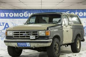 Авто Ford Bronco, 1990 года выпуска, цена 240 000 руб., Москва