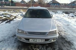 Автомобиль Toyota Carina, хорошее состояние, 1997 года выпуска, цена 200 000 руб., Краснодар