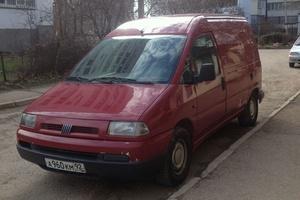 Автомобиль Fiat Scudo, хорошее состояние, 2007 года выпуска, цена 250 000 руб., Севастополь