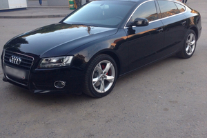 Автомобиль Audi A5, отличное состояние, 2011 года выпуска, цена 1 010 000 руб., Ростов-на-Дону