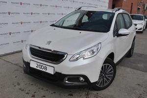 Авто Peugeot 2008, 2015 года выпуска, цена 1 383 102 руб., Москва