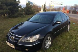 Автомобиль Honda Legend, отличное состояние, 2007 года выпуска, цена 800 000 руб., Ростов-на-Дону
