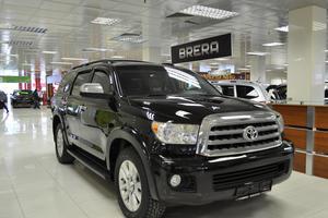 Авто Toyota Sequoia, 2010 года выпуска, цена 2 290 000 руб., Москва