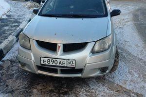 Автомобиль Pontiac Vibe, хорошее состояние, 2004 года выпуска, цена 330 000 руб., Москва