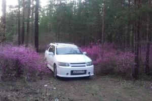 Автомобиль Nissan R'nessa, среднее состояние, 1997 года выпуска, цена 200 000 руб., Чита