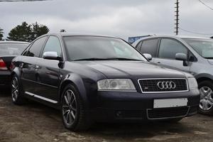 Подержанный автомобиль Audi S6, отличное состояние, 2002 года выпуска, цена 400 000 руб., Екатеринбург