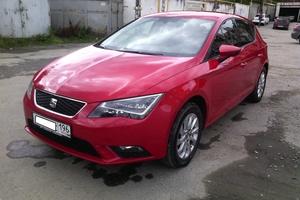 Автомобиль SEAT Leon, отличное состояние, 2013 года выпуска, цена 730 000 руб., Екатеринбург