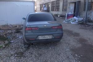 Автомобиль Alfa Romeo 156, хорошее состояние, 2002 года выпуска, цена 266 548 руб., Краснодар