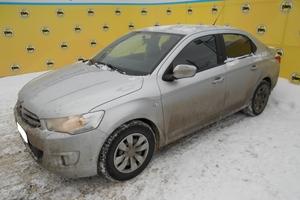 Авто Citroen C-Elysee, 2013 года выпуска, цена 470 000 руб., Самара