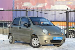 Подержанный автомобиль Daewoo Matiz, отличное состояние, 2007 года выпуска, цена 169 000 руб., Челябинск