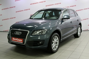 Подержанный автомобиль Audi Q5, отличное состояние, 2010 года выпуска, цена 869 000 руб., Москва