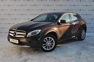 Авто Mercedes-Benz GLA-Класс, 2014 года выпуска, цена 1 636 206 руб., Москва