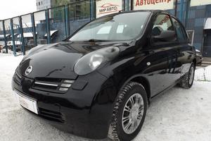 Авто Nissan Micra, 2005 года выпуска, цена 259 700 руб., Санкт-Петербург