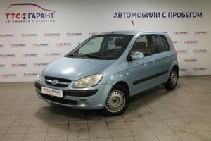Подержанный автомобиль Hyundai Getz, хорошее состояние, 2006 года выпуска, цена 256 900 руб., Казань