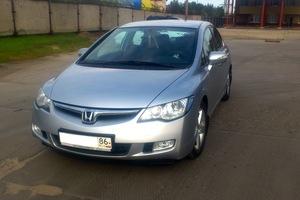 Автомобиль Honda Civic, хорошее состояние, 2008 года выпуска, цена 625 000 руб., Нижневартовск