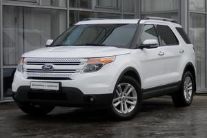 Авто Ford Explorer, 2013 года выпуска, цена 1 299 000 руб., Санкт-Петербург