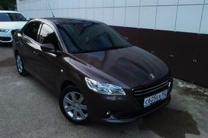 Автомобиль Peugeot 301, отличное состояние, 2015 года выпуска, цена 620 000 руб., Стерлитамак