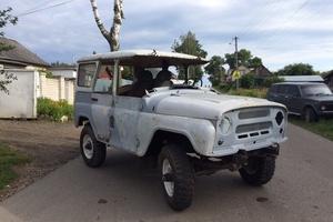 Подержанный автомобиль УАЗ 3151, хорошее состояние, 1999 года выпуска, цена 80 000 руб., Смоленская область