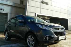Авто Hyundai ix35, 2010 года выпуска, цена 740 000 руб., Санкт-Петербург