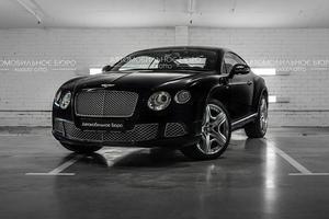 Авто Bentley Continental GT, 2012 года выпуска, цена 6 999 000 руб., Санкт-Петербург