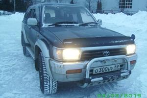 Автомобиль Toyota Hilux Surf, хорошее состояние, 1995 года выпуска, цена 420 000 руб., Тверь