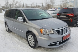 Авто Chrysler Grand Voyager, 2014 года выпуска, цена 1 649 000 руб., Нижний Новгород