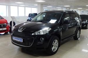 Авто Peugeot 4007, 2011 года выпуска, цена 780 000 руб., Москва