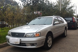 Автомобиль Nissan Cefiro, хорошее состояние, 1997 года выпуска, цена 230 000 руб., Москва