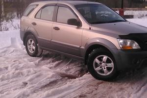 Подержанный автомобиль Kia Sorento, отличное состояние, 2007 года выпуска, цена 499 000 руб., Сергиев Посад
