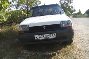 Автомобиль Renault 5, хорошее состояние, 1990 года выпуска, цена 63 000 руб., Симферополь